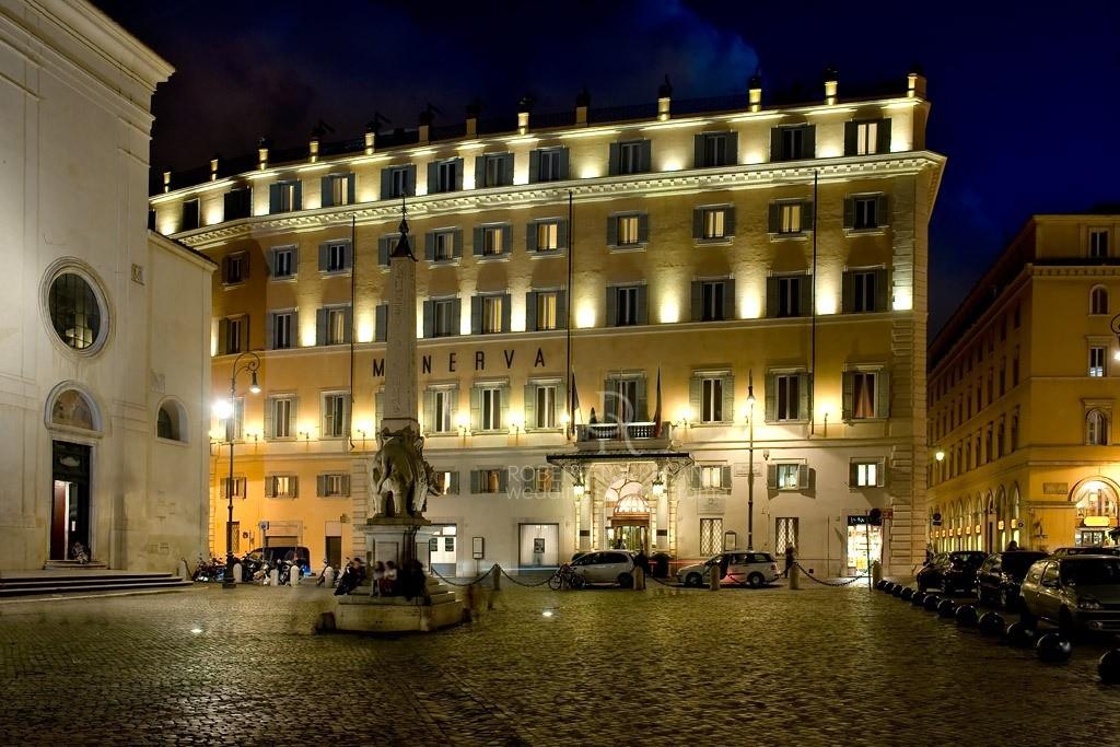 Design Hotel Il Berg Luxury Hotel Di Roma : Matrimonio a roma i migliori roof garden