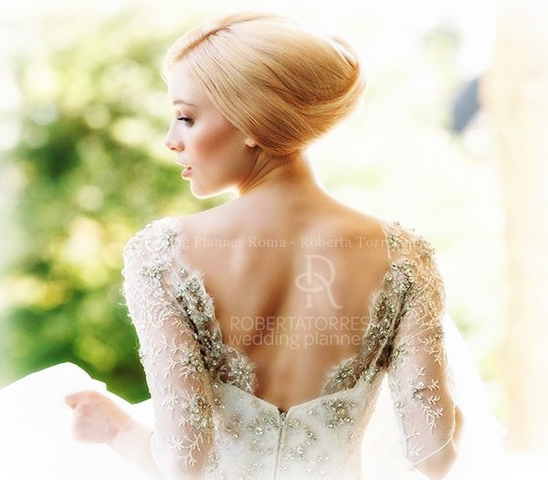 moda 2014 abiti sposa