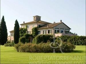 villa matrimoni appia antica Roma