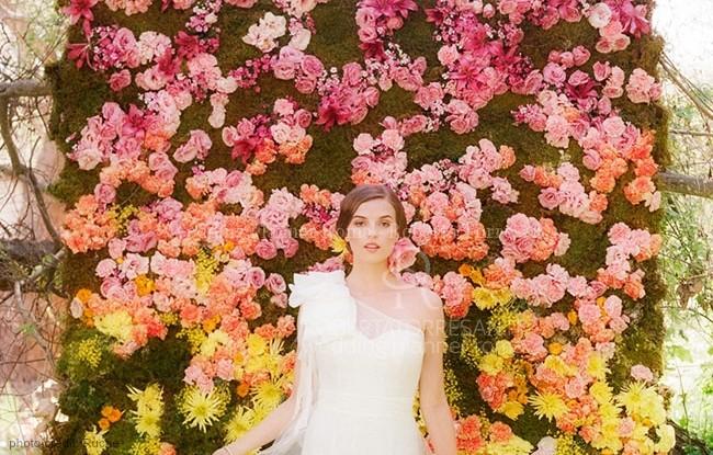 Matrimonio Tema Primavera : Un matrimonio a primavera idee e spunti