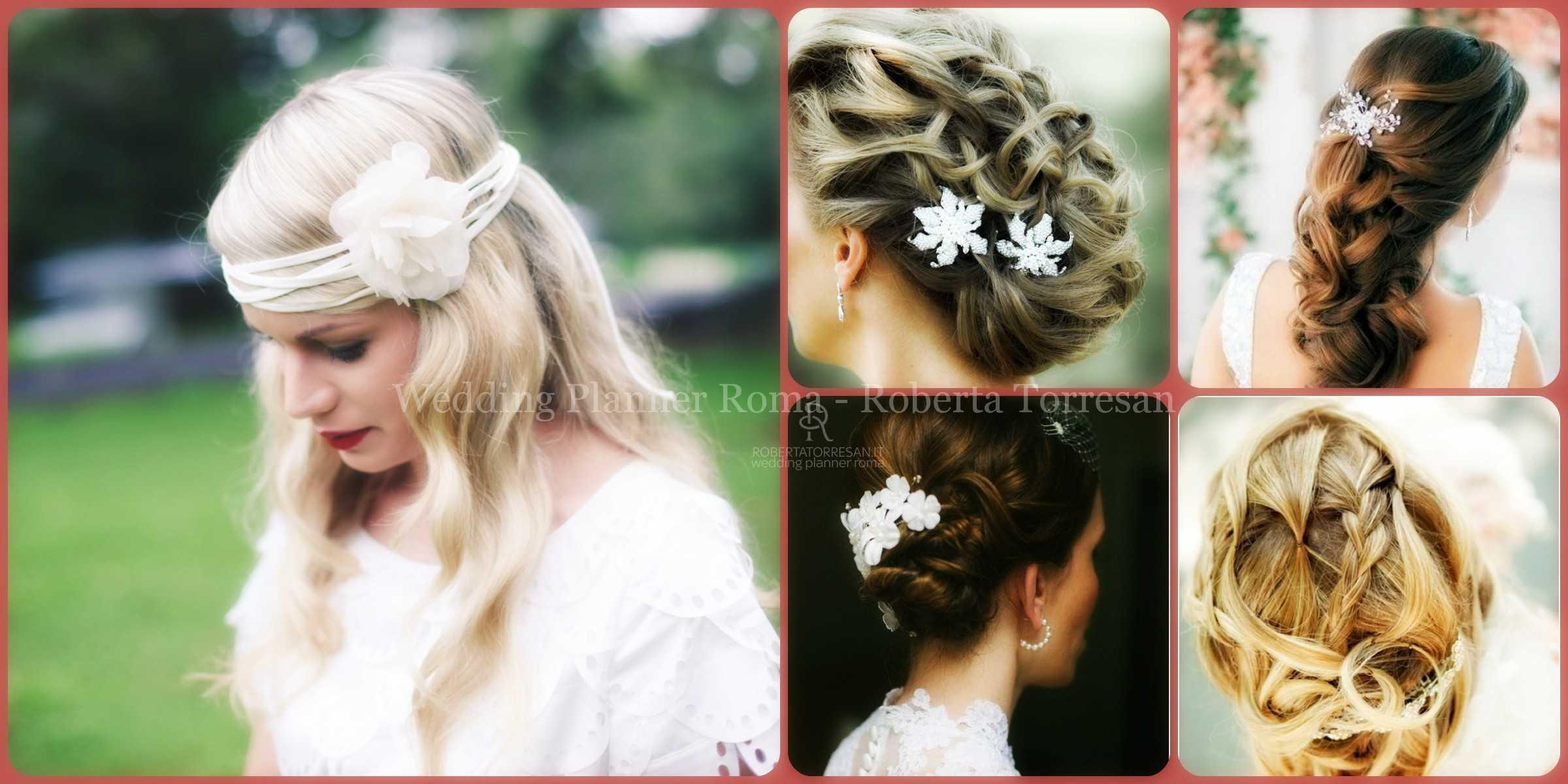 capelli della sposa