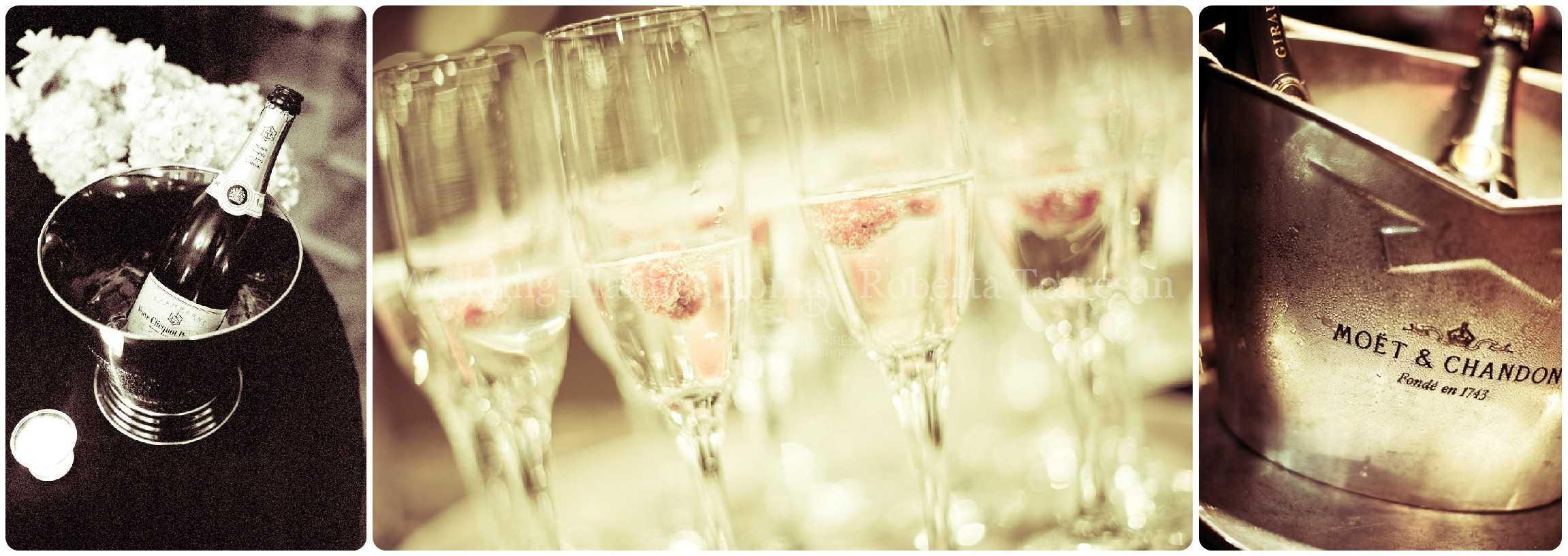 champagne e matrimonio