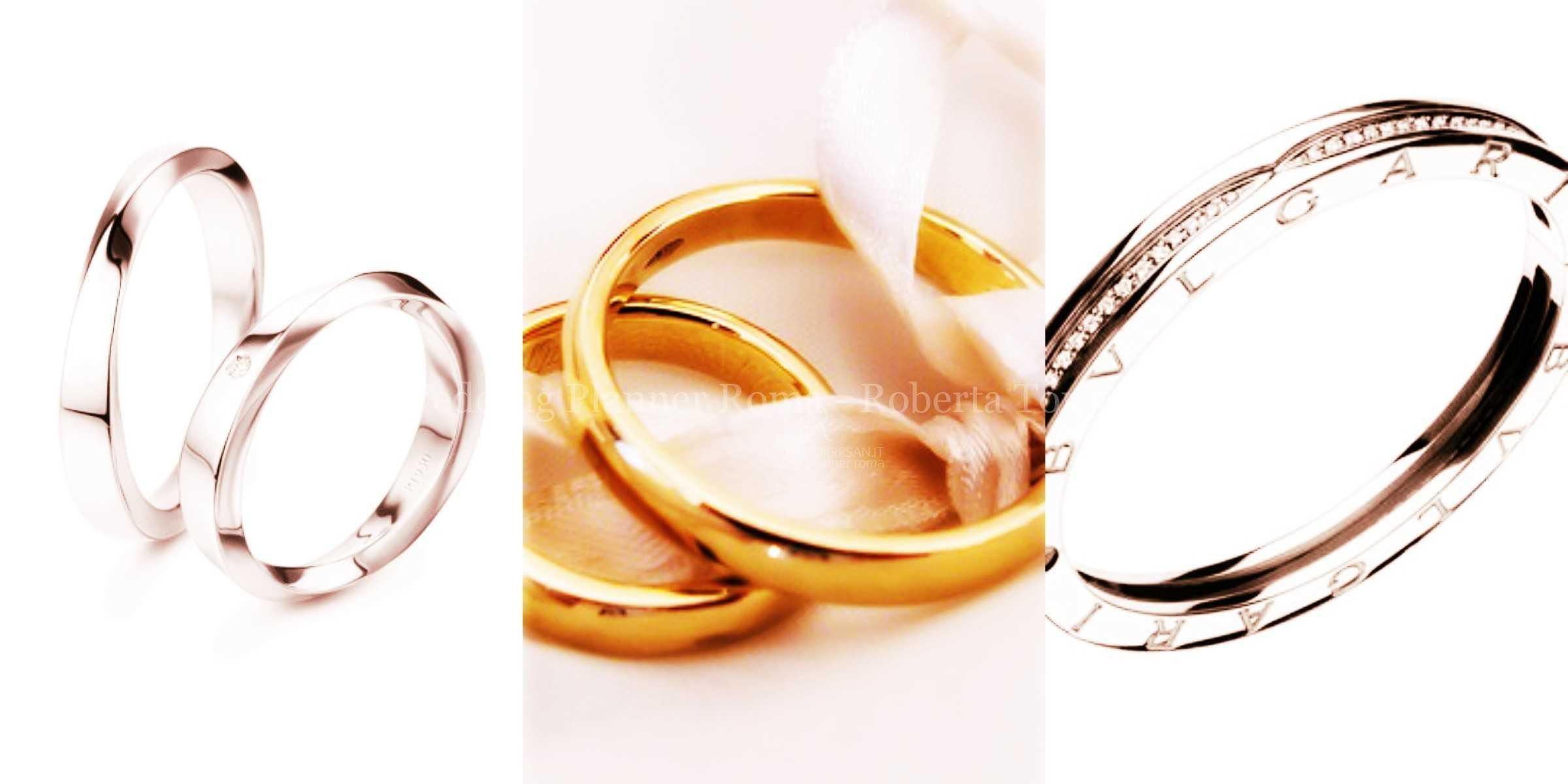 Fedi Matrimonio Uomo : La scelta delle fedi nuziali manuale istruzioni