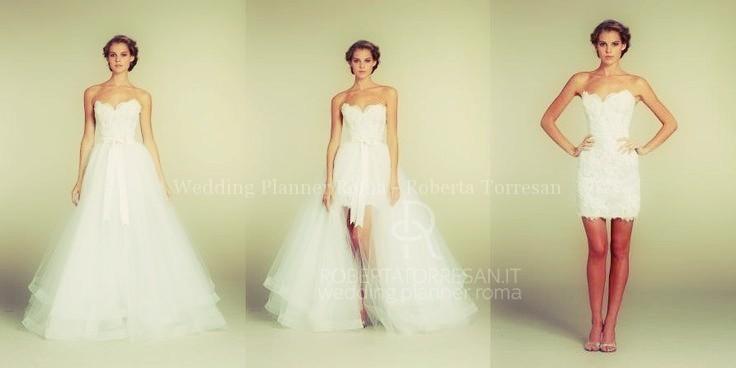 due abiti da sposa