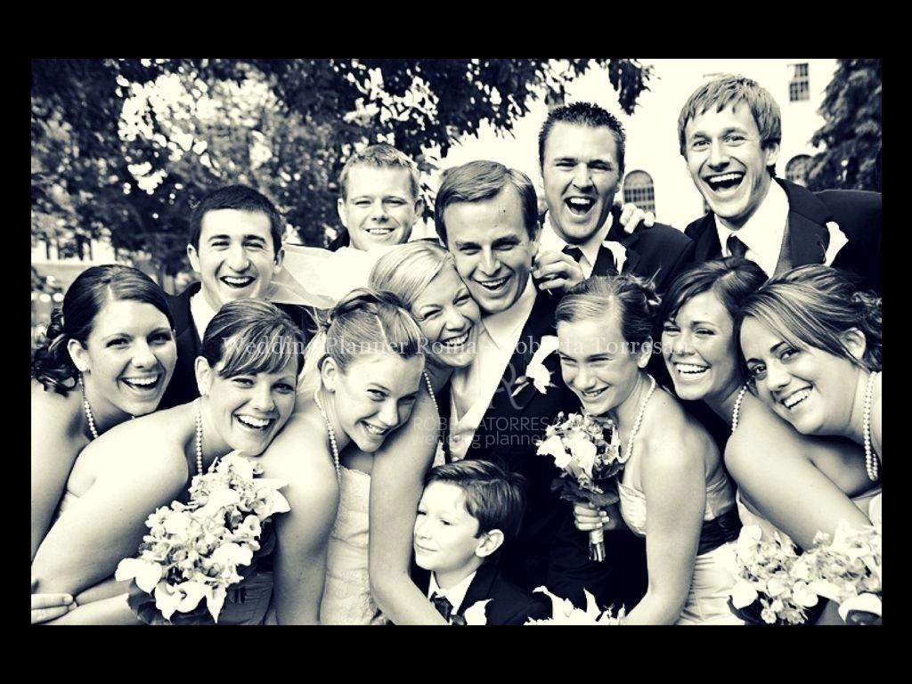 cosa non deve fare un ospite di nozze