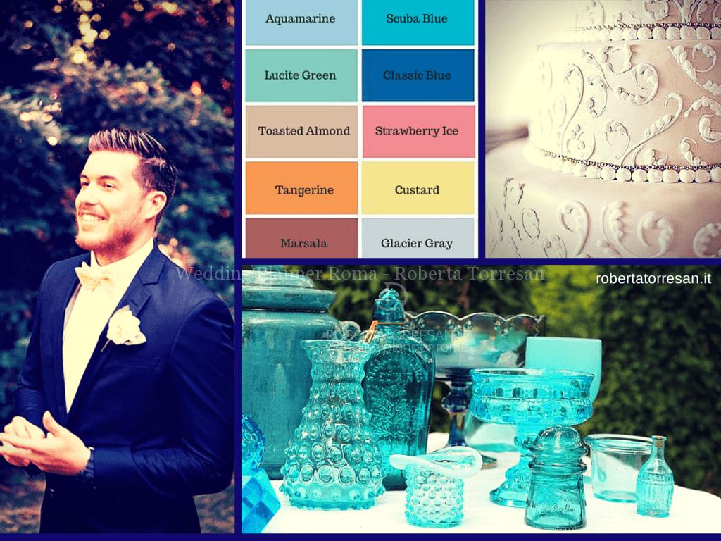 Matrimonio Tema Colori : Quali colori andranno di moda nei matrimoni