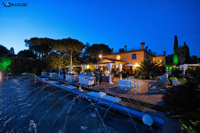 Matrimonio In Villa Roma : Le 4 top location per un matrimonio a roma ~