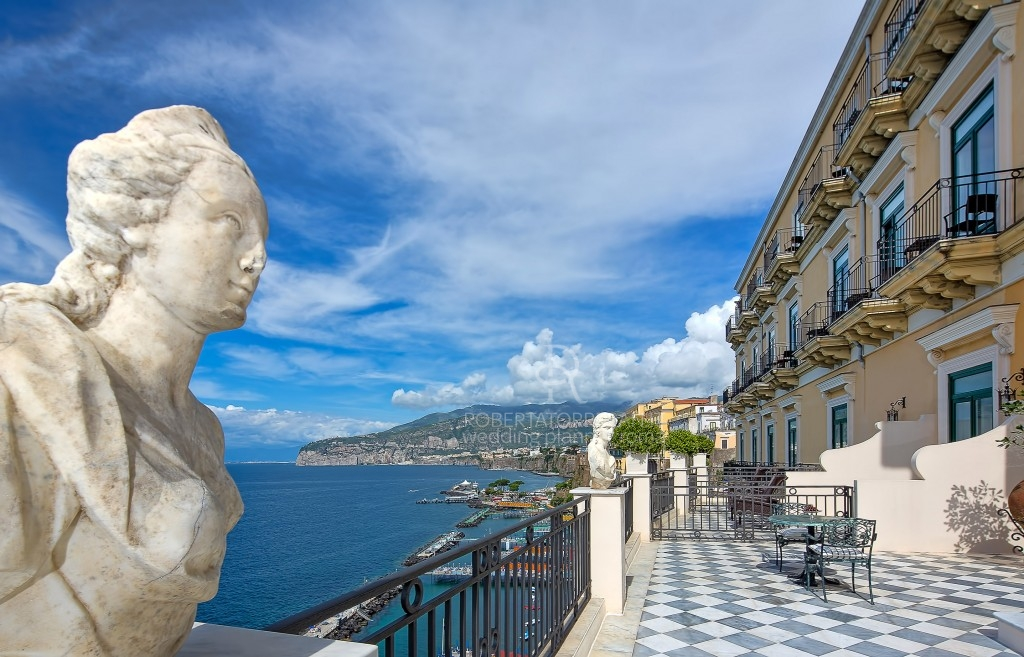 le più belle location per un matrimonio a Sorrento BelleVue Syrene