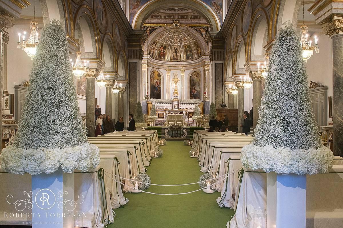 Matrimonio Natalizio Sorrento : Chiesa matrimonio sorrento wedding planner roma