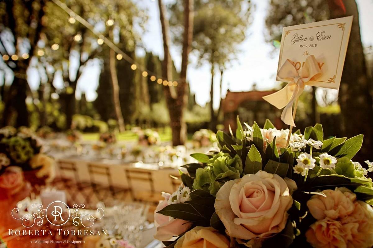 abbastanza Un matrimonio a primavera: idee e spunti MX33