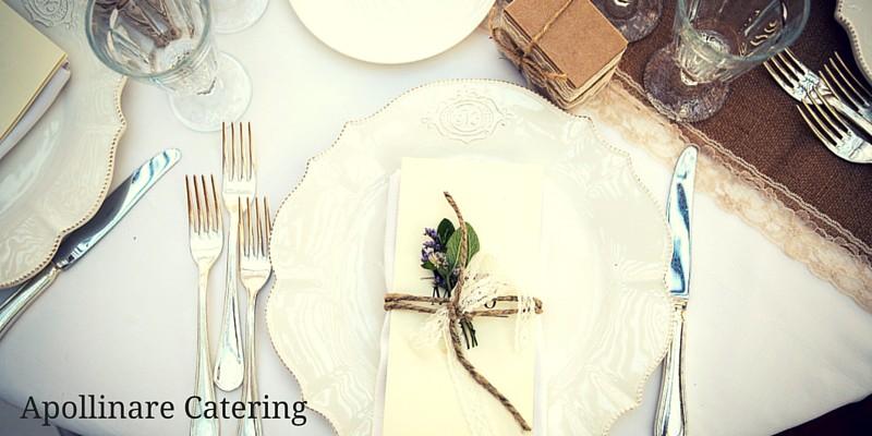 catering matrimoni a Roma