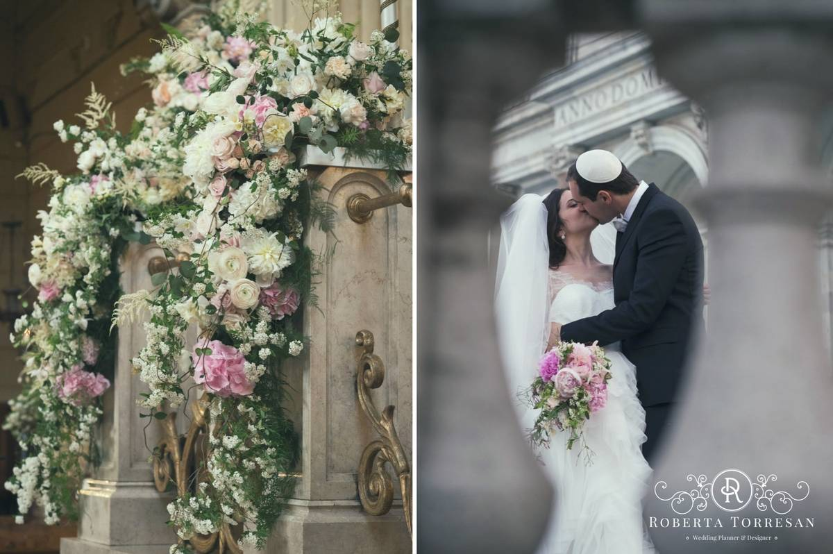 Matrimonio In Ebraico : Sposi e fiori wedding planner roma