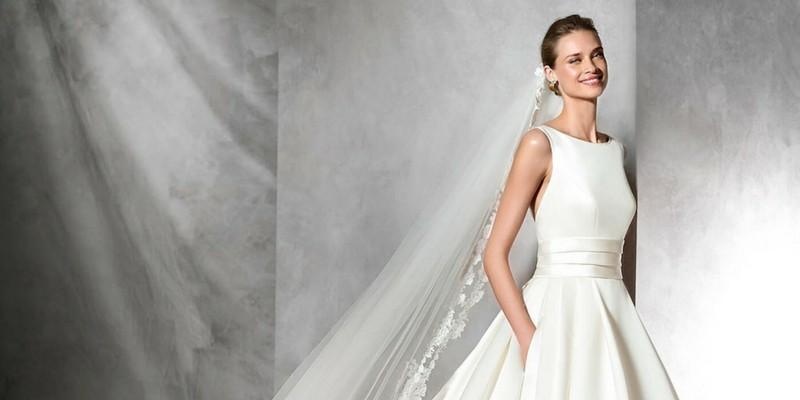 abiti da sposa per il 2017
