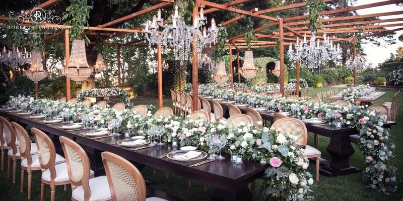 Matrimonio Tema Giardino Zen : Matrimonio a villa aurelia un sogno diventa realtà