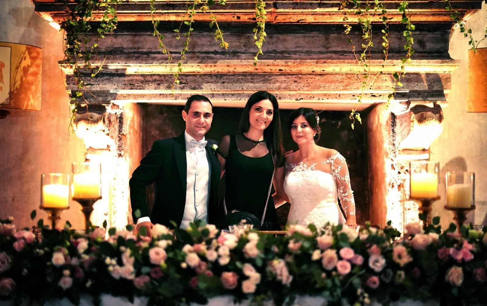 testimonialroberta torresan wedding planner Roma