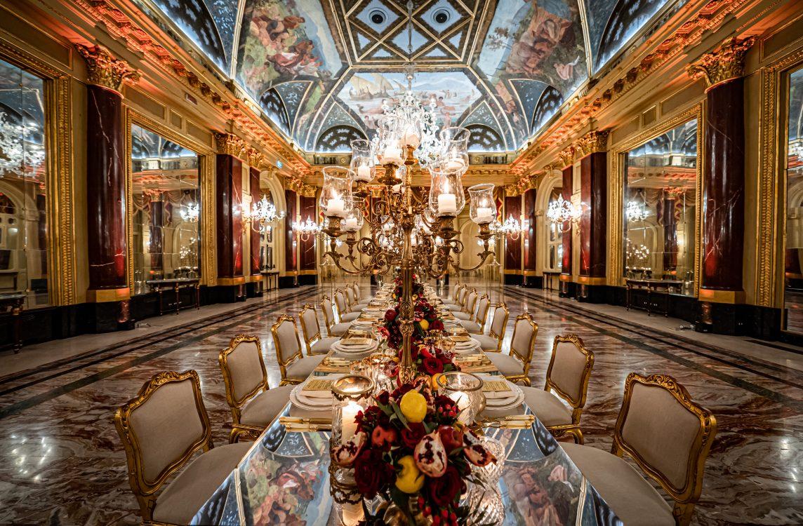Hotel St. Regis_salone Ritz