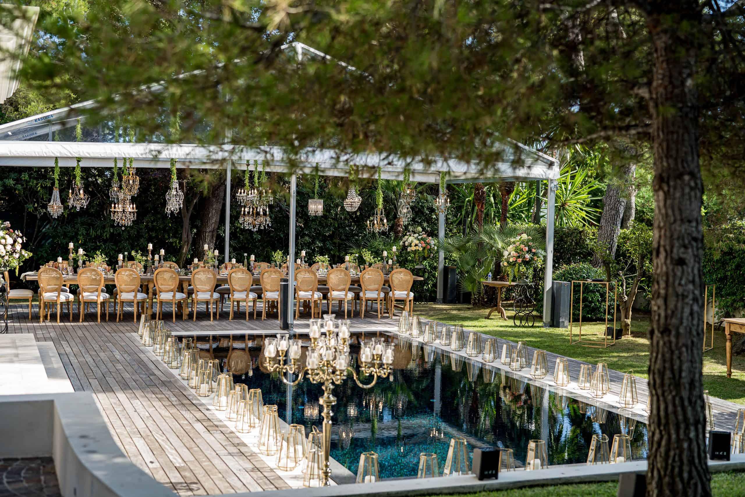 Matrimonio in Costa Azzurra